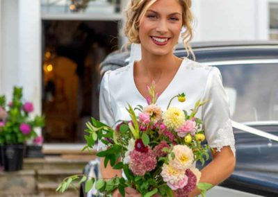 Nichola Witcomb-Tant Wedding day makeup services