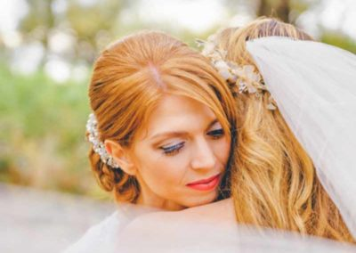 Nichola Witcombe-Tant bridal makeup services