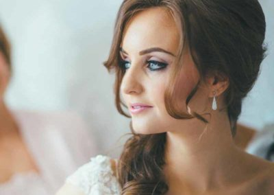 Nichola Witcomb-Tant Wedding makeup