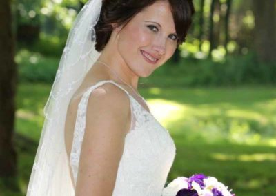 Wedding Makeup Shropshire