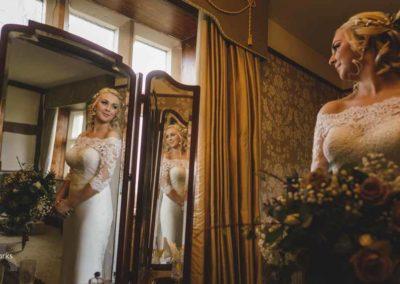 Wedding makeup services