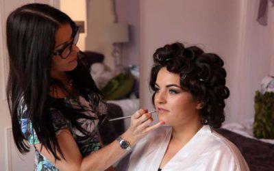 Wedding Day Makeup for Caitlin Barlas